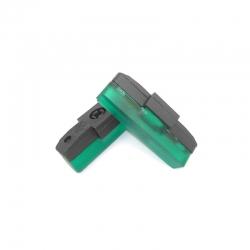 Тормозные колодки Zhi «R» 2015 (зелёные)