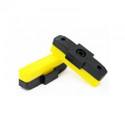 Тормозные колодки Clean «Yellow»