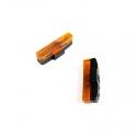 Тормозные колодки Crewkerz (пластик)