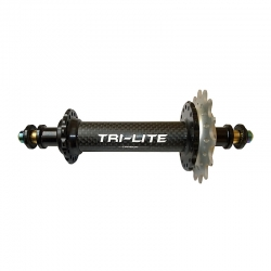 Задняя втулка Tri-Lite «Carbon» (135 мм, шлиц)